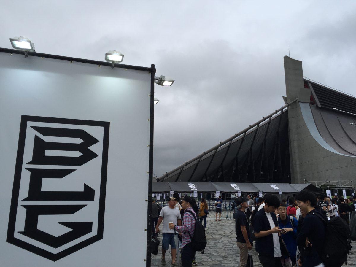 【B.LEAGUE】Bリーグ開幕戦 観戦レポート 9.22 ShuuKaRenも登場